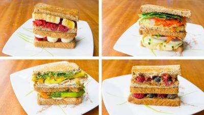 वजन कम करने के लिए अब खाने होंगे ये सैंडविच