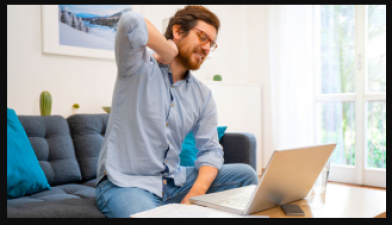 Know how to take care about shoulder and neck pain while working from home