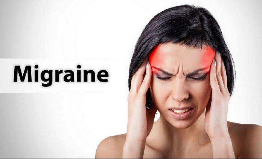 इन चीज़ों को खाने से और भी बढ़ता है माइग्रेन का दर्द