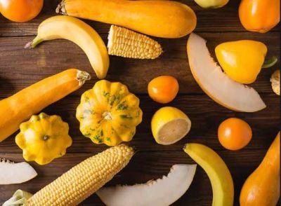 सेहत में इस तरह सहायक होते हैं पीले फल और सब्जियां