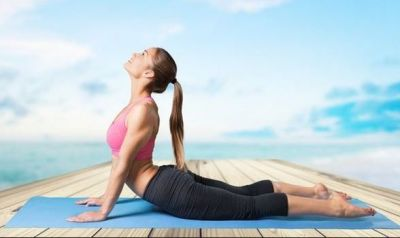 Do this Yoga Poses to firm Up Sagging breast