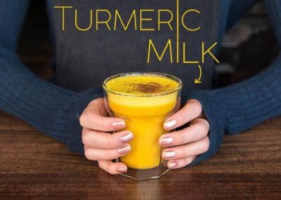 Check out this amazing benefits of drinking milk with turmeric