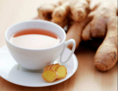 Ginger tea relieves the pain of periods, Learn other benefits