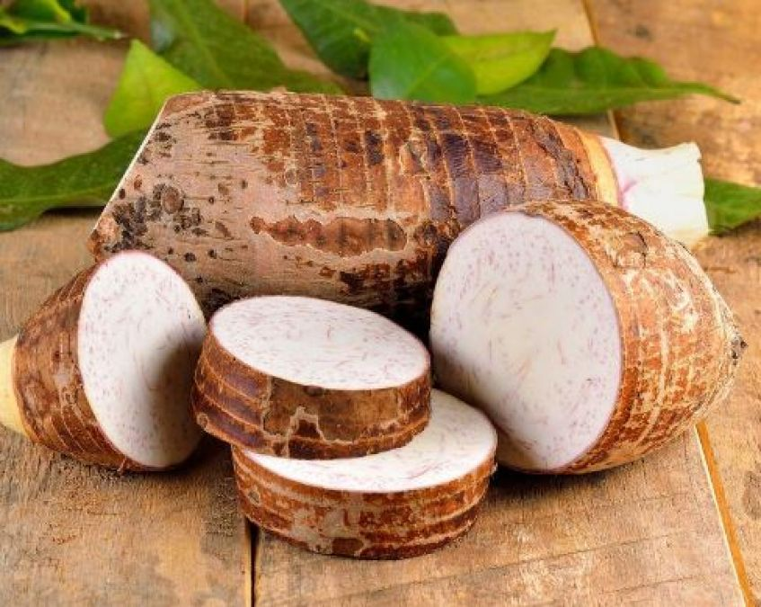 The Benefits of Taro Root for Cancer - A Great Source of Antioxidants