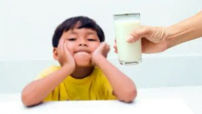 Your child doesn't drink milk? Try these amazing tips
