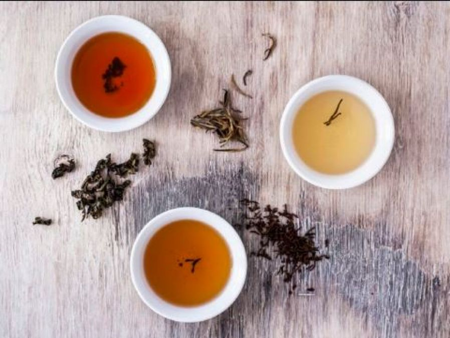 Different Types of Teas And Their Benefits