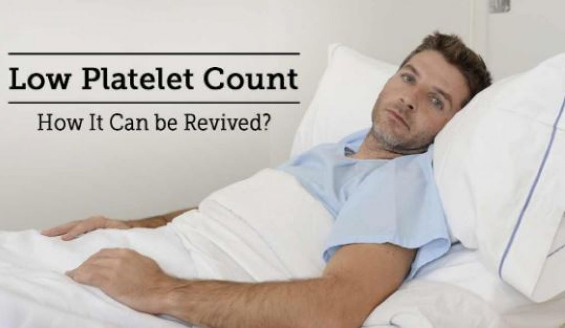 How to Avoid Platelet deficiency in the blood due to dengue