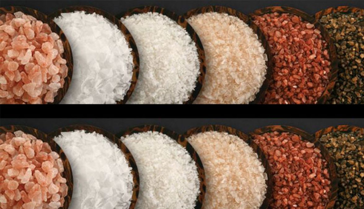 Know Which Salt Is Beneficial For Health