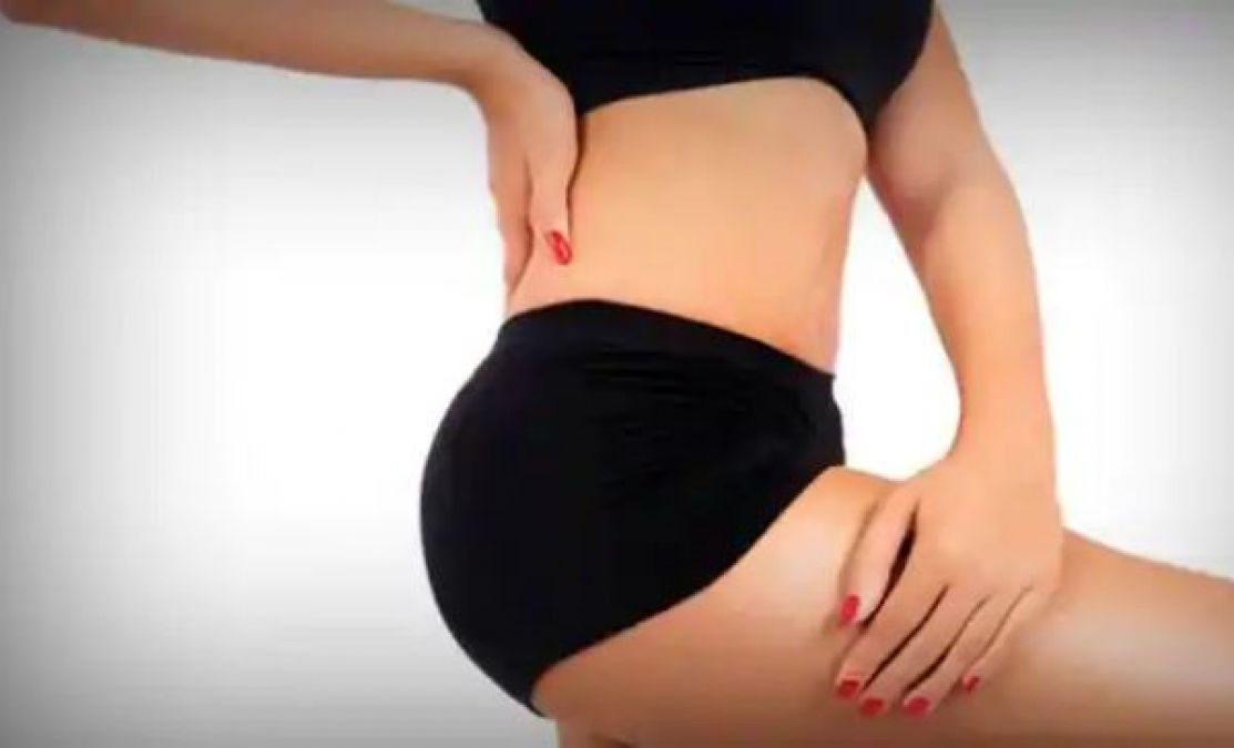 Exercises with a foam roller to get a toned and sexy butt