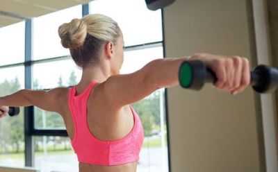 Dumbbell Workout for Tight & Toned Arms
