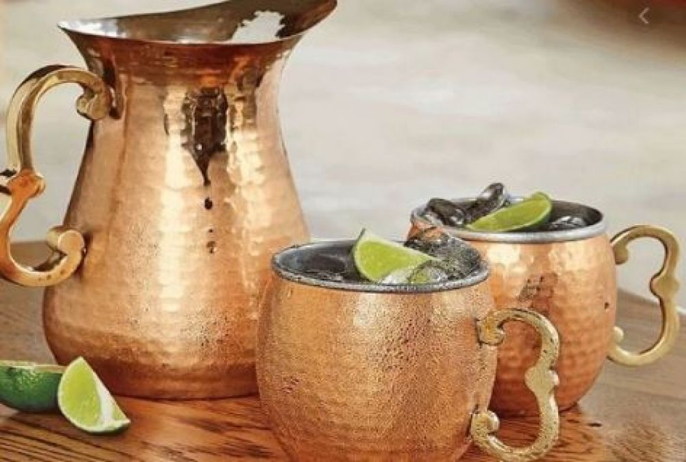 Copper is extremely beneficial for the body, Learn It's Special Advantages