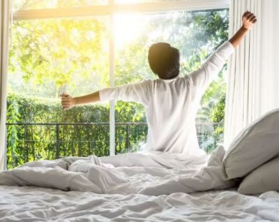 Golden Benefits of waking up early in the mornings