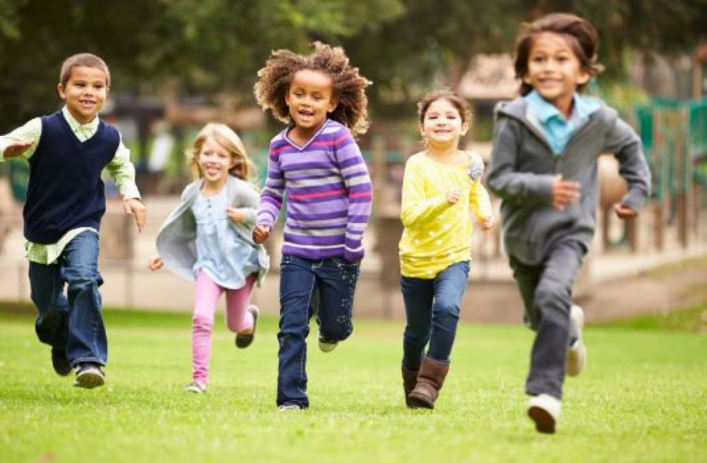 Deficiency of vitamin D can make children a victim of