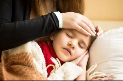Kids Getting Viral, try these home remedies to cure viral fever