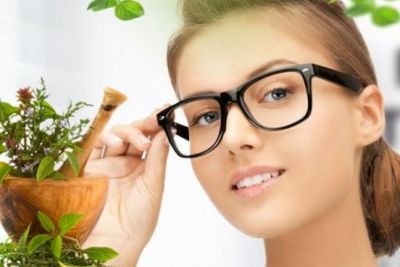 Want to remove the glasses forever, then try this home remedy