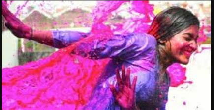 Take care of your health while celebrating festival of Holi