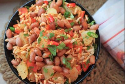 Eat tasty and healthy potatoes and peanuts chat, check it out here