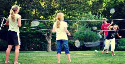 Badminton makes muscles healthy and strong, Read Other Advantages