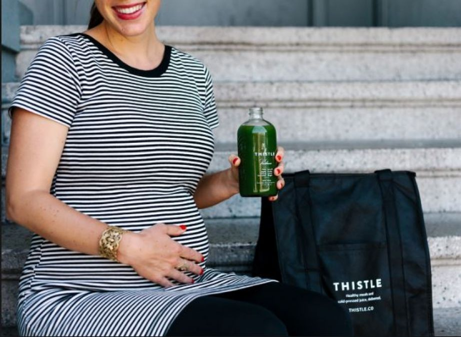 Taking Cold drinks in pregnancy may be dangerous for the baby!