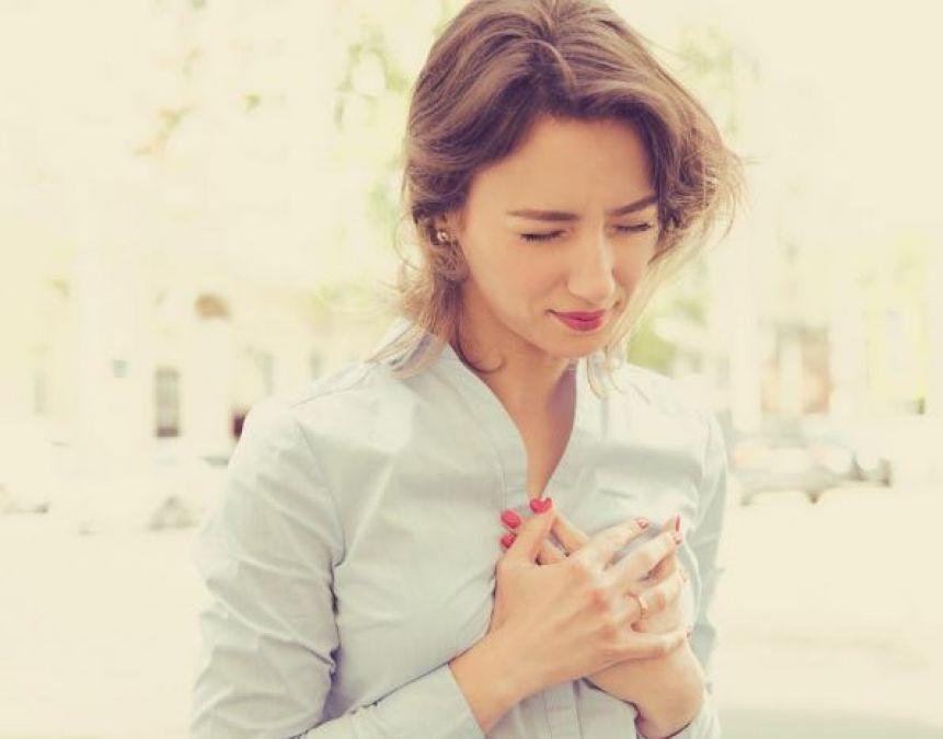 महिलाओं में अलग होते हैं हार्ट अटैक के लक्षण