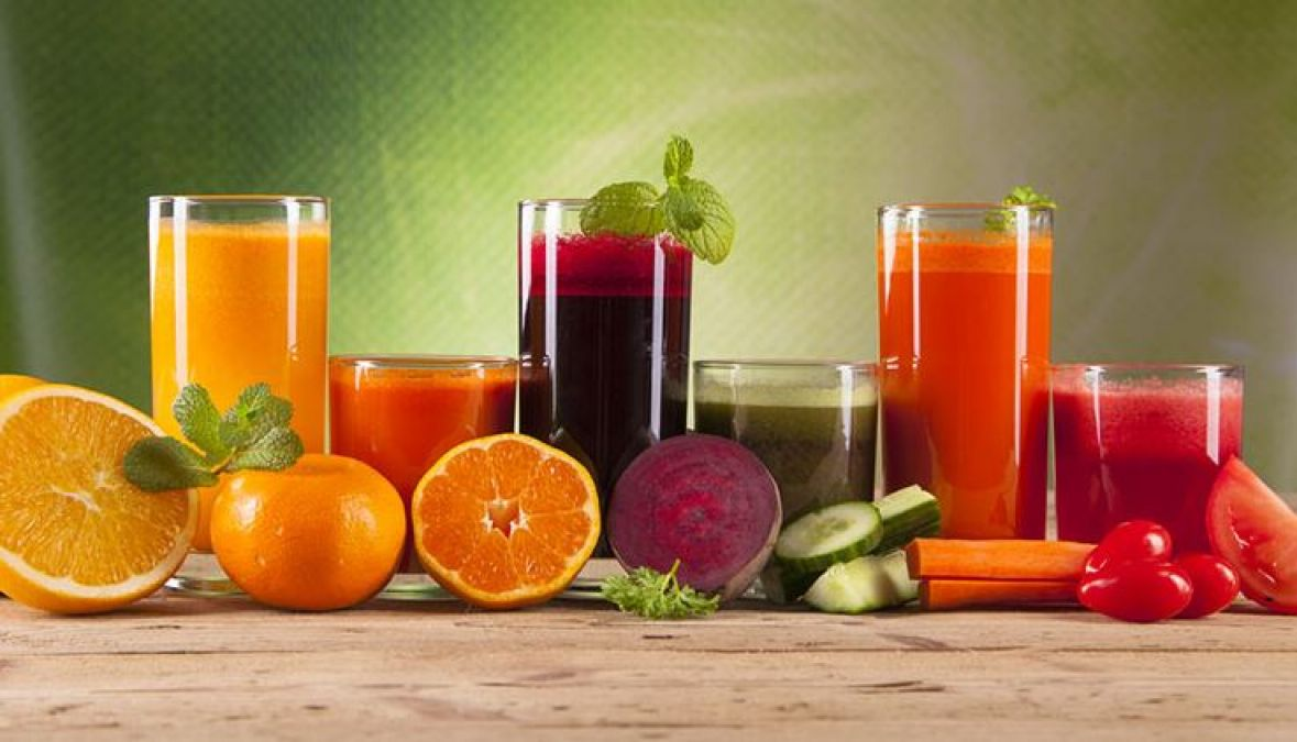 Fruits or Juice, Find out What's More Beneficial for Health