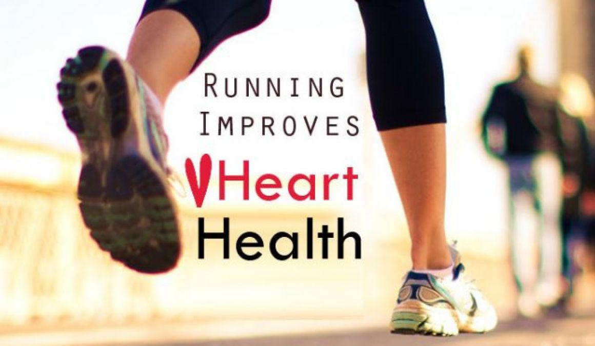 दिल के लिए बेहद लाभकारी है दौड़ना, जानें फायदे और सावधानियां