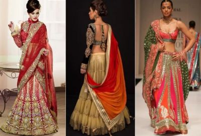 Wants to looks Slim in Wedding Lehanga So Follow These Tips