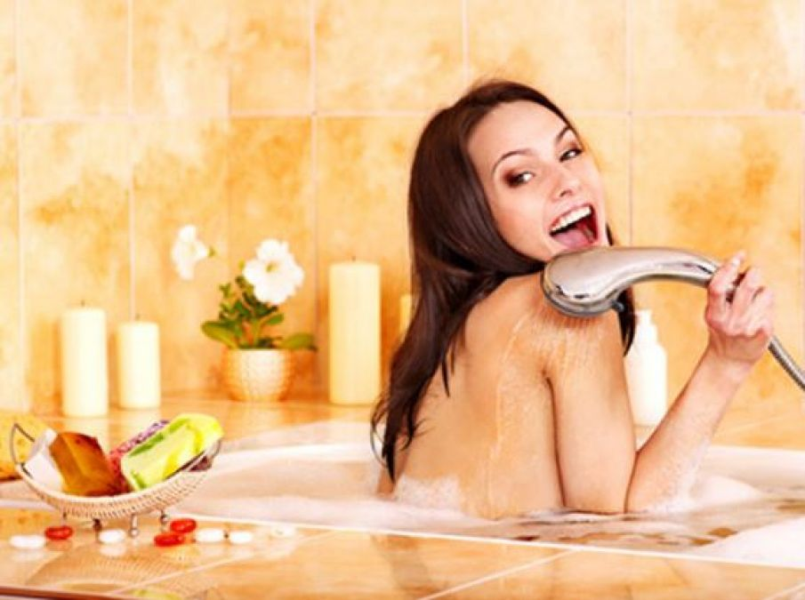 Take special care of these body parts while taking a bath