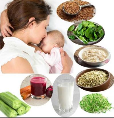 Women Can Increase Breast Milk with this home remedies