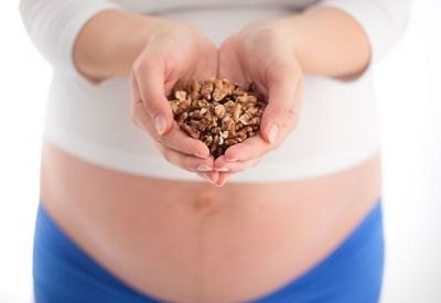 Eat Walnuts During Pregnancy to Boost Your Baby's Brain