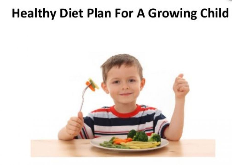 Pay attention to these diets if your child wants good heights