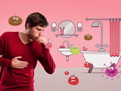 बाथरूम की कुछ आदतें जो आपको बना सकती हैं अनहेल्दी