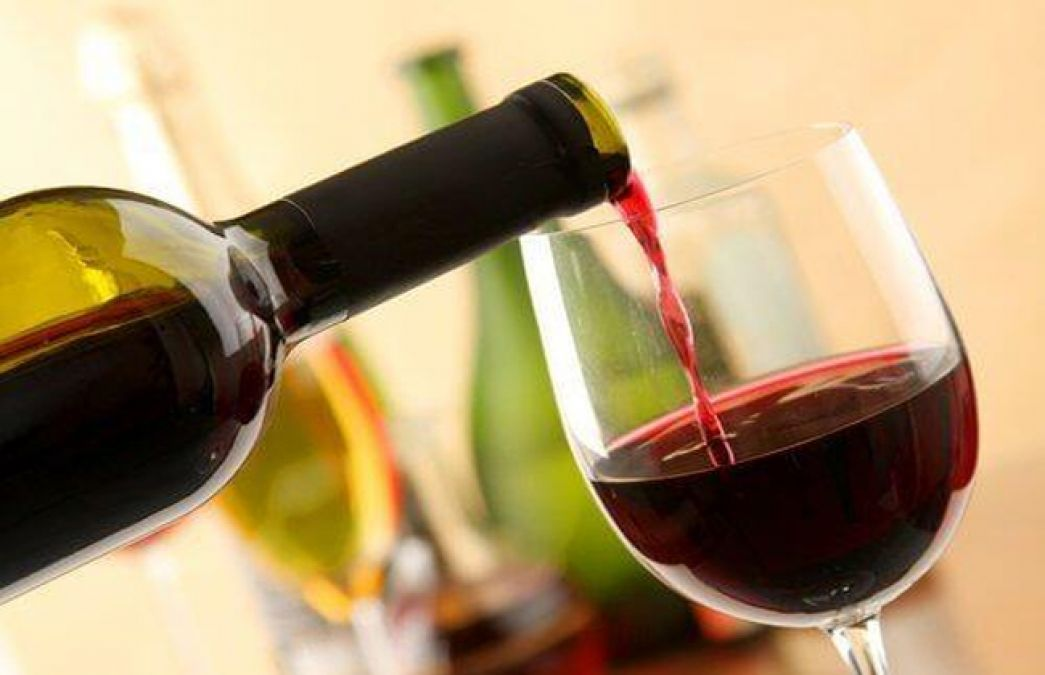 Red wine is beneficial for people with anxiety and stress