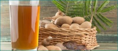 Tamarind juice is beneficial for health