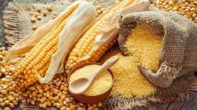 A variety of physical problems can resolve using corn flour