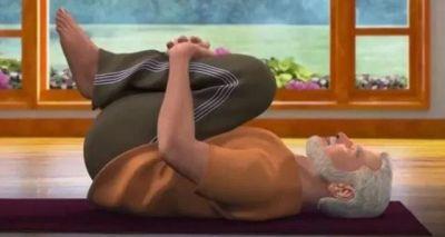 Video: Health is the benefits of Pavanamuktasana