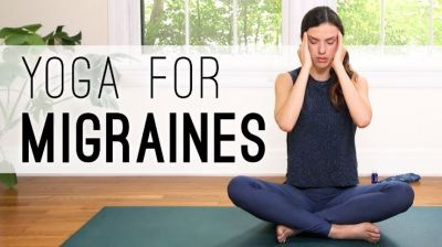 These 4 Yoga Poses help to get rid of the Migraine problem