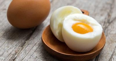Intake of eggs in this way will bring many benefits to the body