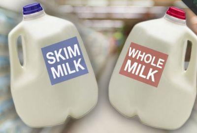 Skim Milk is beneficial for Bones, Learn Benefits