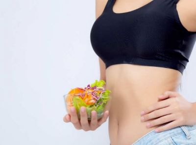 Burn Belly Fat by eating Indian Foods