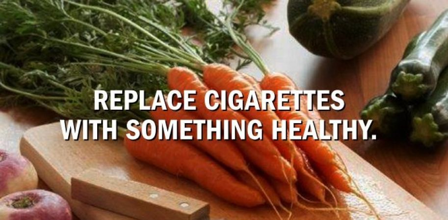This diet is special for smokers, reduce the effect of cigarettes