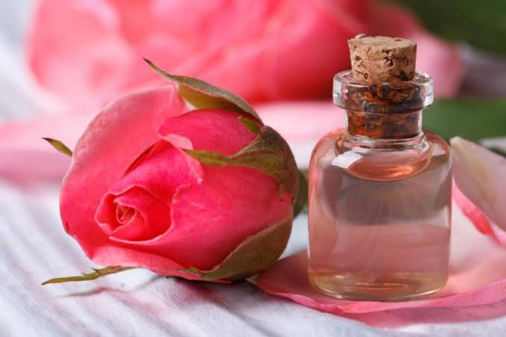 Even in the age of 60, this rose oil will keep you young
