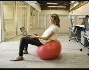 Now it is easy to lose weight while sitting, follow these special tips