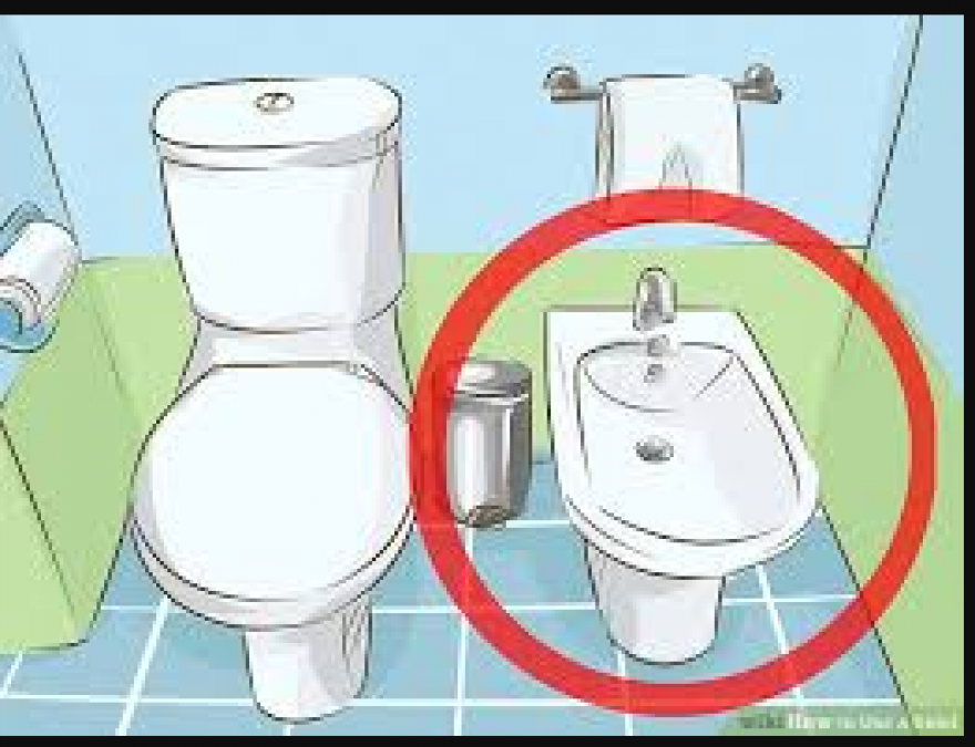 Use public toilet seats like this to avoid UTI infection