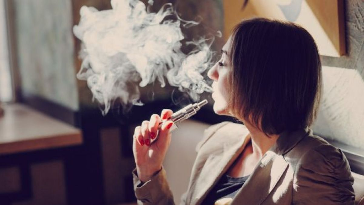 E-Cigarette harmful for women during pregnancy, Know the side-effects