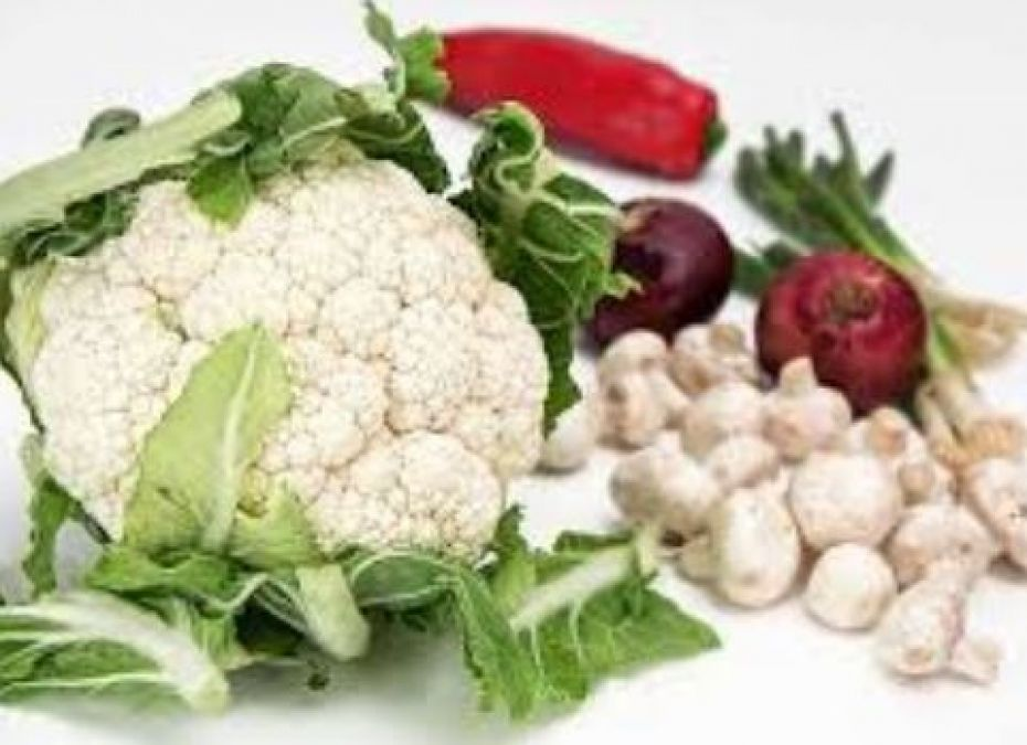 Know about the health benefits of cauliflower