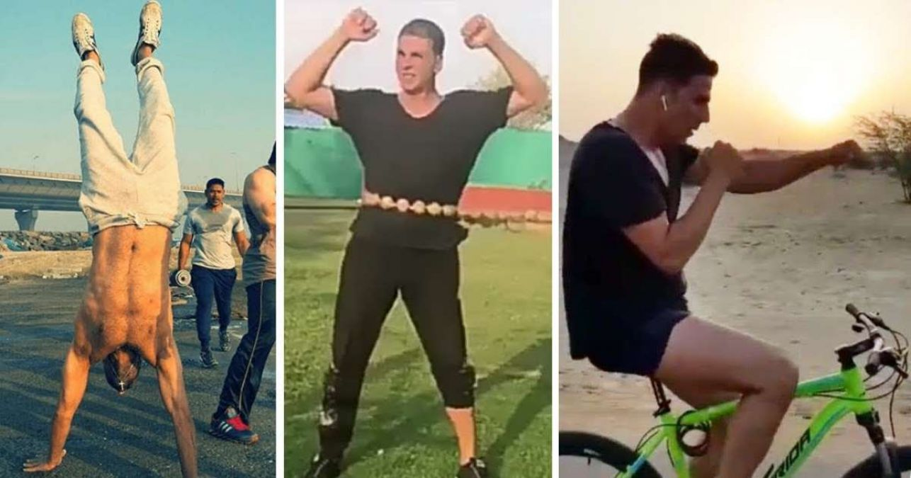 Akshay Kumar is the fittest Bollywood actor even at the age of 52, know his secret