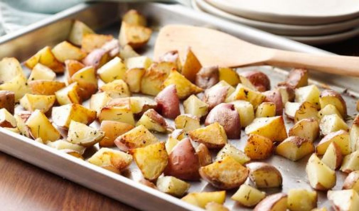 If you like to eat potatoes, then use this method to cook it, fat will not increase