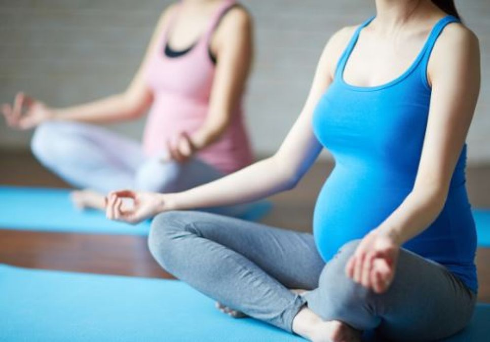 During pregnancy, these 3 postures will give a good health to your child