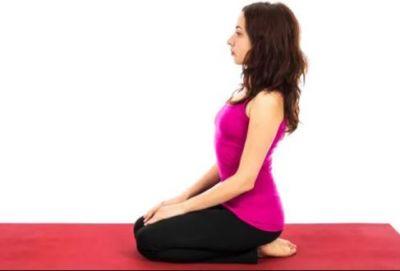 Simple Yoga Asana That Will Help You Get Rid Of A Headache